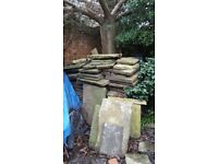 Reclaimed York stone for sale