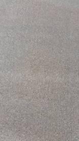 beige felt backed carpet