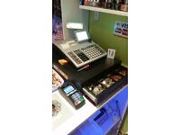 Cash register, Casio SE-S3000 , mint condition & only 6 months old. Perfect working order