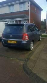 Vauxhall zafira 1.9 SRI