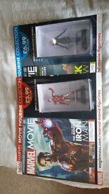 Unopened Marvel Movie Figurines Collection