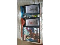 Unopened Marvel Movie Figurines Collection