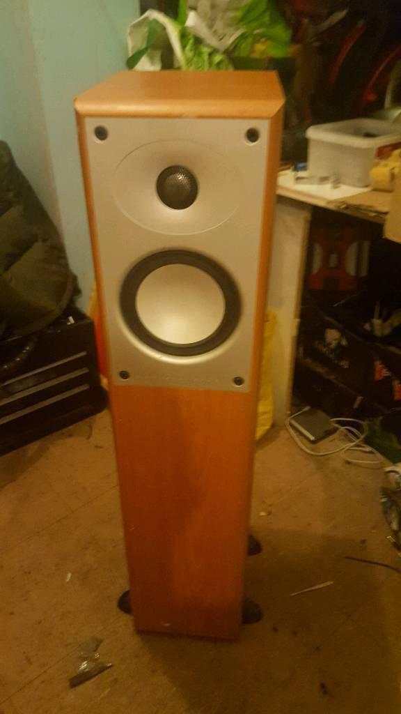mordaunt short ms904 speakers