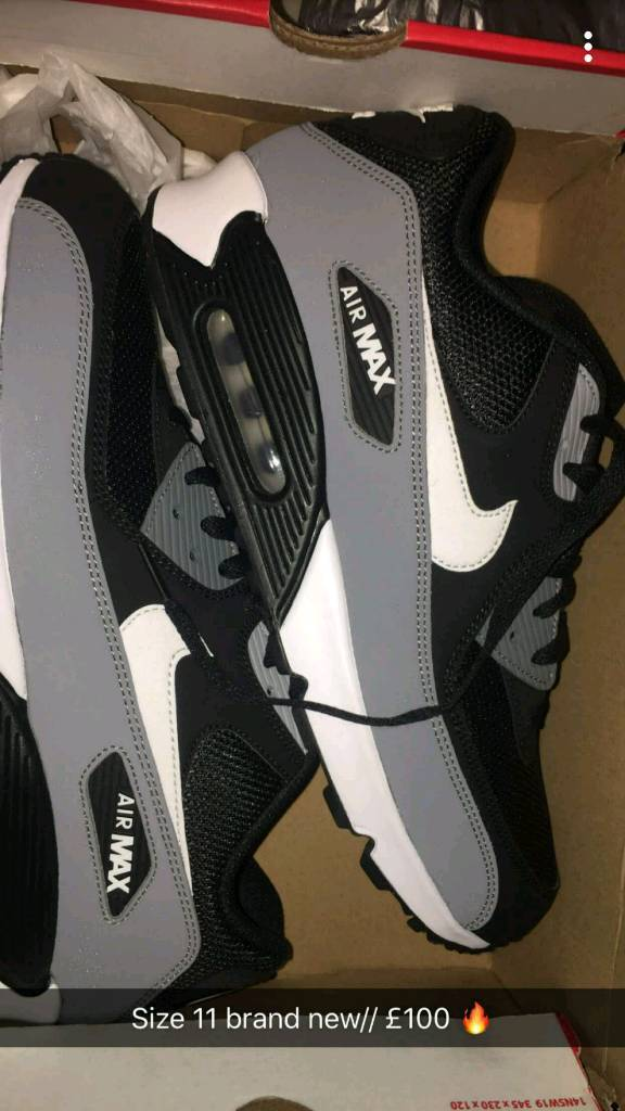 fc92d4769 Brand new IN BOX Nike air max 90s size 11 | in Great Cornard, Suffolk ...