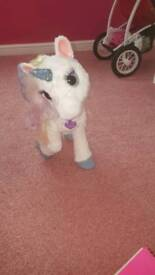 furreal unicorn