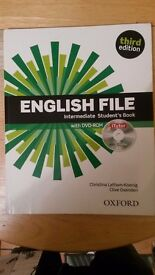 English File third edition: Intermediate: Student's Book with iTutor , Oxford