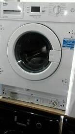 integrated wash machines new never used beko 7kg offer sale £196.99