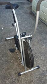 V-Fit Exercise Bicycle. Great Condition. Little use.