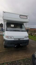 Motorhome in great condition. Ready to go, everything included.