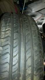 Ford focus alloy with good tyre