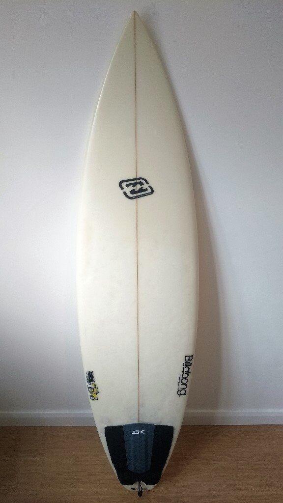 """JS x Billabong surfboard 6'2"""""""