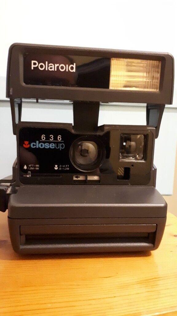 5759b06084cde Polaroid camera   in Chipping Norton, Oxfordshire   Gumtree