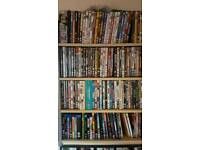 Various dvds the whole lot
