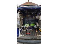 Van Racking ( Metal British Gas Standard)