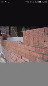 Bricklayers and bricklaying sqauds WANTED