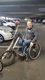Wheelchair Trike