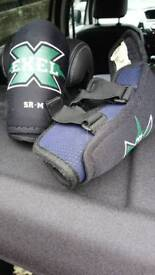 Men's/leg Junior Ice hockey elbow pads