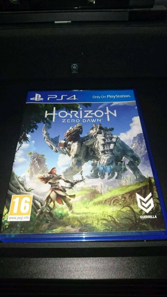 Horizon Zero Dawn PS4 - Playstation 4