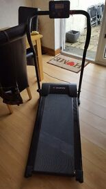 Confidence fitness trainer in excellent working order, walk jog or sprint!