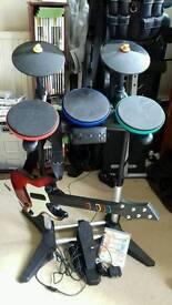 Guitar hero band kit