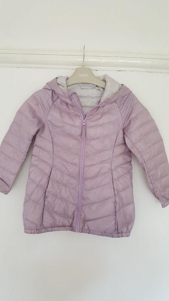 Girls winter/autumn coats jackets sizes 1-2-3-4-5 years