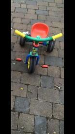 2 Children's Tricycles