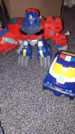 Large Chunky Transformers excellent condition