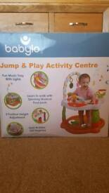 Babylo Jump and Play Activity Centre