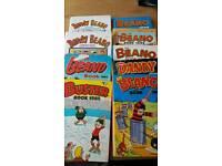 Beano dandy buster books