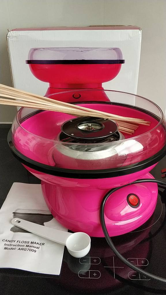 Pink Candy Floss Machine In Rhos On Sea Conwy Gumtree