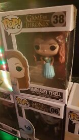 Funko pop Magaery Tyrell Game of Thrones Swap or Sale
