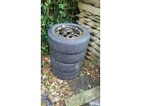 Vw golf mk 3 steel wheels