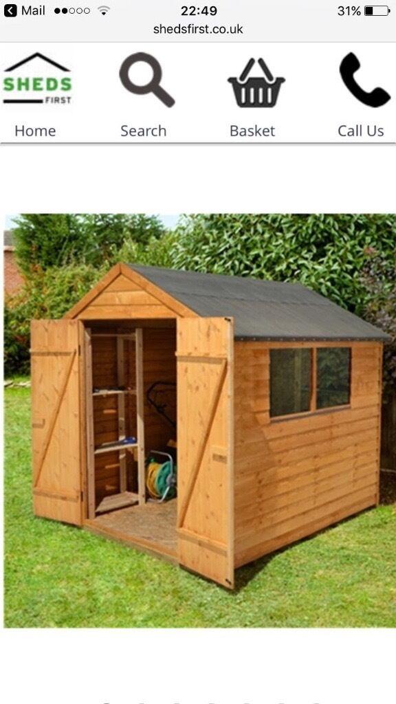 garden shed - Garden Sheds Gumtree