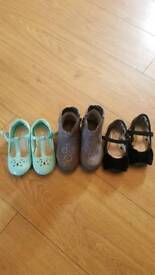 infants shoes and boots