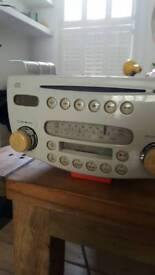 Nissan Figaro original cd player