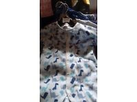 Boys clothes 9-12 mth and 12-18mth.