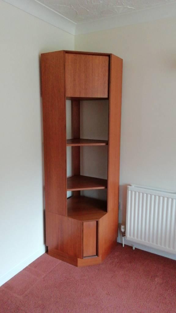 G Plan Corner Shelf Unit In Verwood Dorset Gumtree