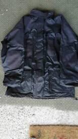Waterproof motorcycle jacket XL by Aquashell