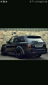 Wanted range rover sport project CHEAP PLEASE