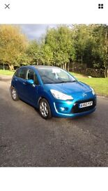 Immaculate Citroen C3, 5 door, low road tax, FSH, 2 owners, air con, cruise control
