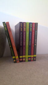 8 x Saxby Smart Books (for ages 7-9)