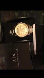 Armani watch £50