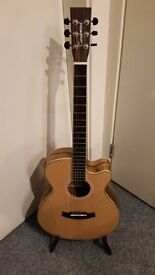 Tanglewood DBT SFCE PW Guitar (Collection Only)