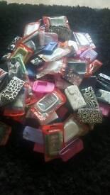 Job lot of phone case's