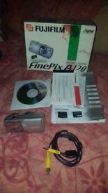 Fujifilm finepix a120 Digital Camera Boxed