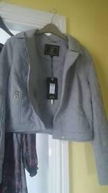 Lipsy grey jacket