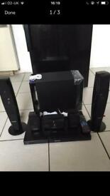 PANASONIC HOME CINEMA SA-BTT290