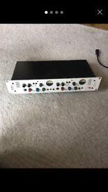 TL Audio Ivory C5021 Dual Channel Valve Compressor
