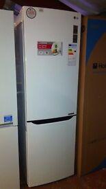 LG Fridge Freezer slightly marked Ex display