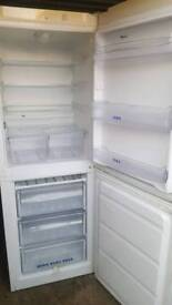 """CHEAP AS CHIPS DEAL""WHIRLPOOL FRIDGE FREEZER/clean used condition/serviced ready2go £49.97 Offers"